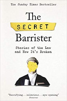 Secret Barrister Book Cover